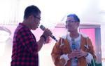 Huỳnh Lập và John Huy Trần tham dự sự kiện tự hào của cộng đồng LGBT tại Đồng Nai