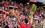 Ra sức 'yểm bùa' Atletico, fan Real vẫn đau đớn nhìn đội nhà thảm bại