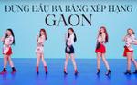 Red Velvet vượt SHAUN - ZICO, vươn lên 'công phá' 3 BXH thuộc Gaon trong tuần đầu tháng 8