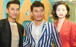 Đông đảo nghệ sĩ Việt đến dự họp báo phim của Ngô Thanh Vân và Isaac nhưng lại vắng mặt các cựu thành viên nhóm 365