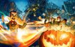 Trailer phim 'Goosebumps 2: Slappy' hé lộ những trò chơi quái dị ám ảnh trong đêm Halloween