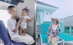 Kỷ niệm 1 năm ngày cưới, Trang Pilla cùng chồng và con gái cưng 'chơi lớn' ở thiên đường Maldives