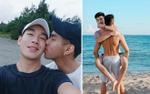 Cặp đồng tính nam Đài Loan đều sở hữu nét đẹp trai, cute và body nóng bỏng hết phần người khác
