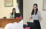 Nữ giáo viên 22 tuổi bất ngờ nổi tiếng nhờ bức ảnh chụp lén xinh như mộng