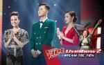 Liveshow 2: Team Tóc Tiên biến hóa khôn lường với bộ ba Hiền Trinh, Thái Bình và Chánh Tín