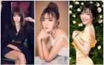 Ngọc Trinh, Nhã Phương, Elly Trần 'cưa sừng làm nghé' thành công với tóc mái ngố lưa thưa