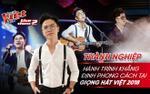 Thành Nghiệp: Chặng đường dài khẳng định phong cách tại Giọng hát Việt 2018