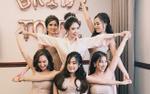 Loá mắt với biệt đội phù dâu toàn hot girl xinh đẹp có cả An Japan, Nguyễn Lê Vi