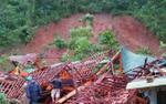 Toàn cảnh mưa lũ kinh hoàng ở Nghệ An - Thanh Hóa