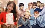 Nhận được album có chữ ký của BTS, Hòa Minzy 'vỡ òa' như một fangirl thực thụ