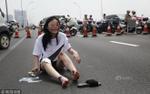 Tài xế xe điên Trung Quốc đâm chết 6 người, làm bị thương 12 người do mâu thuẫn tình cảm