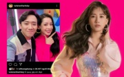 Chi Pu đăng clip hậu trường thân mật bên Trấn Thành, Hari Won lập tức có phản ứng gây chú ý