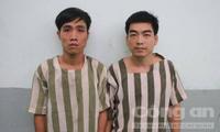 Cô gái đuổi bắt hai tên cướp ở Sài Gòn