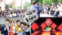 The Voice Kids 2016 ngày ghi hình đầu tiên: Nóng 1000 độ C từ khán giả cho tới truyền thông