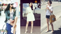 29/6: Hoàng Thuỳ Linh thanh lịch với Versace, Diệp Lâm Anh, Yumi Dương năng động xuống phố