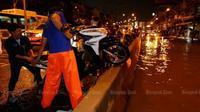 Không chỉ Sài Gòn, chính Bangkok cũng đang 'chìm' trong ngập lụt