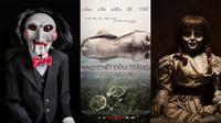 Những phim kinh dị 'nhuộm đen' màn ảnh rộng năm 2017 (Phần 1)