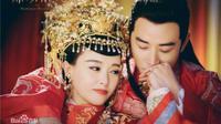 Đường Yên và La Tấn - Phim nào cũng yêu nhau, bảo sao không yêu thật!