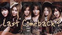'Nghẹn lời' khi tháng 5 này có thể là lần trở lại cuối cùng của T-ara?