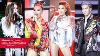 Hương Giang trở lại chính thức 'so găng' cùng Bảo Thy, S.T và Yến Trang tại Chung kết xếp hạng