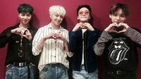 Music Core tranh cúp trở lại, WINNER chiến thắng 'mở hàng' khi đánh bại IU