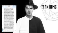 NTK Trần Hùng chính thức lên tiếng khẳng định mẫu váy từ thương hiệu 21SIX 'đạo nhái' đến 90%