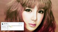 Kpop fan dấy lên nghi vấn Park Bom vẫn trực thuộc YG và đã sẵn sàng trở lại?