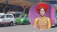 Người mẫu trẻ tố cáo tài xế taxi Vinasun có thái độ với mình vì gọi chuyến đi quá ngắn