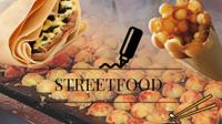 Hãy để vị giác của bạn du ngoạn thoả thích với những món bánh đường phố nổi tiếng