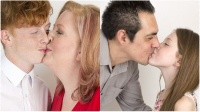 Bác sĩ tâm lý Anh: 'Ngừng ngay những nụ hôn môi giữa cha mẹ và con cái'