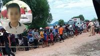 Tin nóng: Phát hiện thi thể bé trai mất tích bí ẩn ở Quảng Bình tại khu vực bãi cát hoang gần nhà