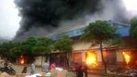 Công an công bố thiệt hại ban đầu vụ cháy chợ ở cửa khẩu Tân Thanh