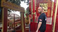 Người yêu mến võ thuật bức xúc khi Nam Huỳnh Đạo đóng chặt cửa khi cao thủ Vịnh Xuân - Flores đến chào