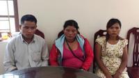 Tài xế taxi mưu trí giúp công an bắt 3 đối tượng bán 2 bé gái sang Trung Quốc