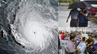 Người Mỹ nháo nhào di tản khỏi Florida trước cơn bão Irma mạnh nhất trong lịch sử