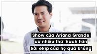 Phillip Nguyễn trước concert The Chainsmokers: 'Điều tôi mong muốn là trời đừng mưa'