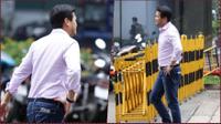 'Soái ca sơ mi hồng' Phillip Nguyễn đang ở sân bay đón The Chainsmokers