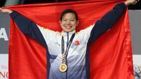 Ánh Viên giành HCV và phá kỷ lục giải châu Á 2017