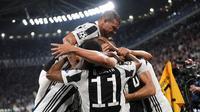 Juventus 'hạ đẹp' Olympiacos để tiếp tục bám đuổi Barca
