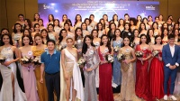 Họp báo Hoa hậu Hoàn vũ Việt Nam 2017: Công bố Top 70 hay buổi lễ… trả quyền lợi tài trợ?