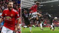 Fellaini ghi cú đúp, Man Utd lại thắng 4-0