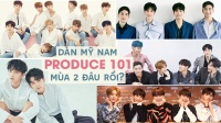Fan 'Produce 101' mùa 2, bạn có thắc mắc dàn mỹ nam giờ ra sao? (Phần 1)