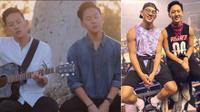 Anh em sinh đôi gốc Việt lại gây thương nhớ với clip cover 'Em gái mưa' ngọt lịm