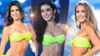 Huyền My và đại diện Peru được dự đoán giành vương miện Miss Grand International