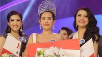 Những điểm 'thú vị' nhất của đêm chung kết Hoa hậu Đại dương 2017