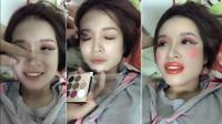 Clip siêu dễ thương: Đừng bao giờ tin tưởng vào tài make up của bạn trai!