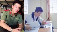 'Truy tìm' chàng công an Việt đẹp trai lạnh lùng như Cố Hải khiến bao cô gái thích mê