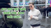 Nghi vấn BTC MTV Việt Nam 'sơ suất' trong khâu bình chọn khiến Mr. Đàm trượt giải tại EMAs