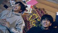 Fan cặp đôi Kang Daniel - Seongwoo hẳn quá mãn nhãn với MV mới từ Wanna One