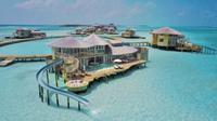 Có gì bên trong khu nghỉ dưỡng sang trọng nhất ở Maldives?